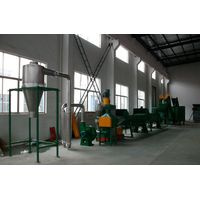 KL-500 PET Bottle Recycling Washing Line