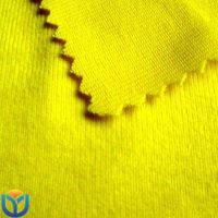 100% polyester warp knitted mesh tricot brush fabric for sportswear