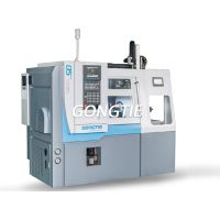 CNC lathe with gantry loader thumbnail image
