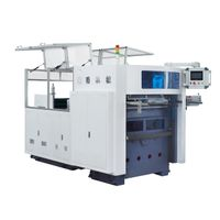 Full Automatic Paper Fan Die Cutting Machine MR-930B