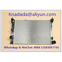 High quality auto car radiator for Benz GLK