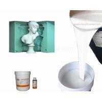 Gypsum and Concrete Mold Making RTV 2 Silicone Rubber