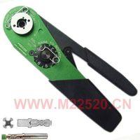 YJQ-W7A Adjustable aviation hand crimp tool M22520/7-01 16-28AWG (DMC Equivalent)