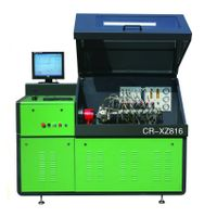 common rail injector and pump test bench--CR-XZ816