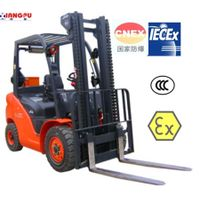 XP Battery Forklift with Explosion Proof