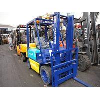 Used KOMATSU Forklift FD-18 from Japan