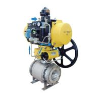 Pneumatic Control Butterfly Valves (DN15 to DN400)