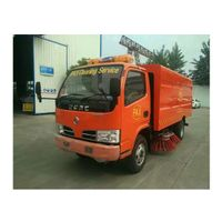 Dongfeng Rhd Sweeper Width 3.8m Road Sweeper Truck for Sales thumbnail image