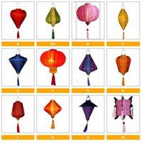 PAINTED SILK LANTERN/ VIETNAM SILK LANTERN/ Ivy Nguyen +84977157110