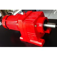 GS series helical worm speed reducer for water treatment