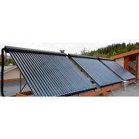 solar collector water heat thumbnail image