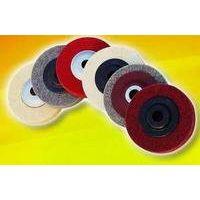 Non-woven disc, Polishing Discs, Unitized Discs, surface conditioning discs thumbnail image