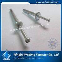 zinc alloy hammer drive anchor good supplier manufacturer best price