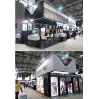 Exhibition Stand Builder for Wines of Argentina Pavilion Booth in ProWine China