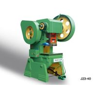 J23-40T Punching machine for stamping and cutting hole