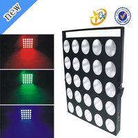 hot sale 25pcs 10w rgb 3 in 1 led matrix light stage lighting thumbnail image