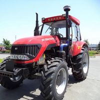 120hp 4wd farm tractor with JpV clutch
