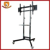 Tall Height adjustable Strong and Quality VESA 1000x650 Led TV Standing Mounts