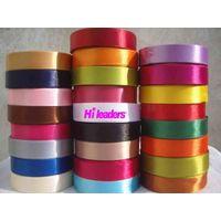 Single face polyester satin ribbon thumbnail image