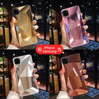 New 2020 3D Diamond Mobile Phone Cover Case Mirror Phone Case For iPhone