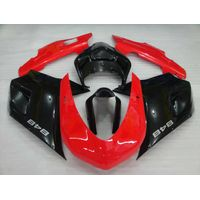 Ducati 848 / 1098 / 1198 Red and Black Fairings Bodyworks