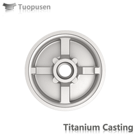 Titanium investment casting Grade 2