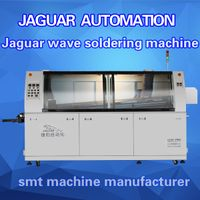 High Quality Flux Spraying Double wave soldering machine thumbnail image