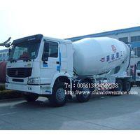 8m3 concrete mixer truck thumbnail image