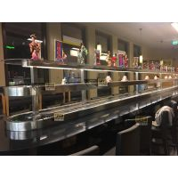 Food Conveyor Different Type of Sushi Conveyor Customized