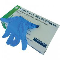 Medical gloves.. Nitrile gloves powder free.. Wi-Fi infrared thermometer available