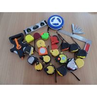 variety of measuring tape with ABS shell and steel blade thumbnail image