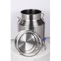 30L Stainless steel milk vessel