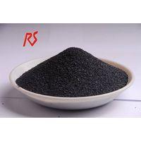 Abrasive materials-Black fused alumina /low aluminum corundum/ Black fused alumina grit/ Brown fused thumbnail image