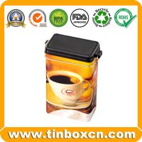 Coffee tin,Coffee box,Coffee Can,Food tin box,tin packaging