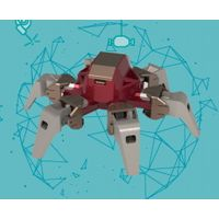Education toy robot for schooling