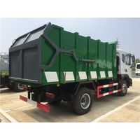 15 CBM High-Level Garbage Truck [FREE FREIGHT WORLDWIDE] thumbnail image