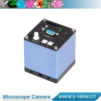 New design VGA video camera micrscope camera
