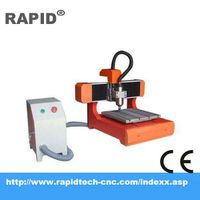 Mini 3030 Advertising CNC 3D Engraving Router Machine