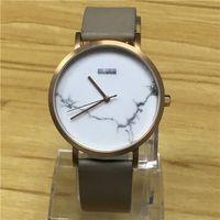 elegant simple leather wrist watch thumbnail image