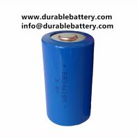ER34615 D size 19000mAh Lithium battery 3.6V in Thionyl Chloride Battery of Energy type thumbnail image