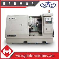 CNC Horizontal Hard Turning Machine thumbnail image