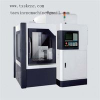 High-speed Engraving and Milling Machine
