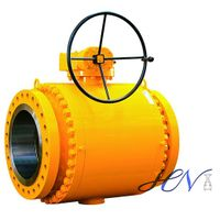 ASTM A105 Forged Steel Trunnion Mounted Ball Valve thumbnail image