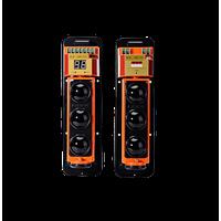 Infrared Intrusion Detector