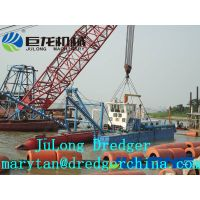 JuLong factory 18 inch cutter suction dredger for sale
