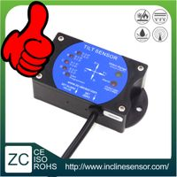 digital angle sensor inclinometer tilt sensor
