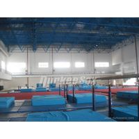 Durkeesox in Gymnastics of Hubei Olympic Sports Center