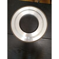 Resin Diamond Wheel For Flute Grinding Of CNC Cutting Tools