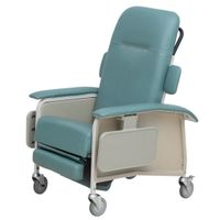 Recliner chair for companions in long term units thumbnail image