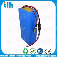13S5P 48V 11Ah lithium battery for electric scooters